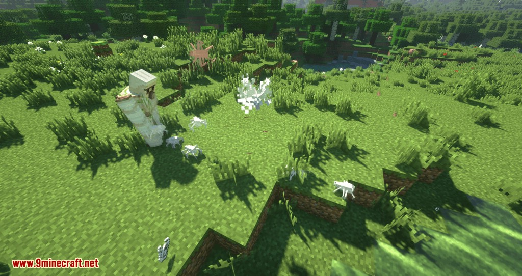Mutant Mobs mod for minecraft 11