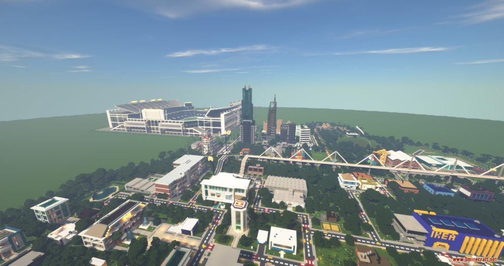 NEXCity Map Screenshots (11)