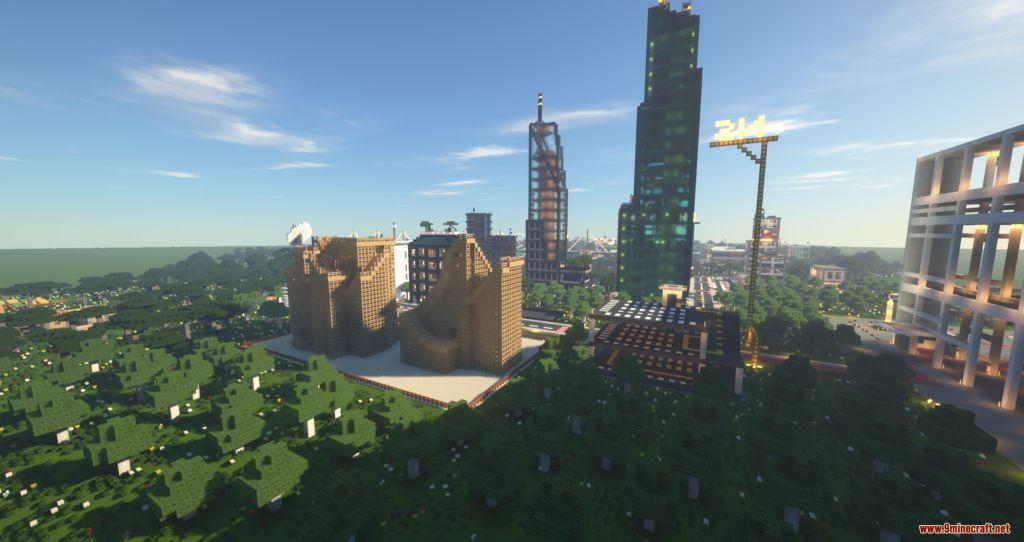 NEXCity Map Screenshots (18)