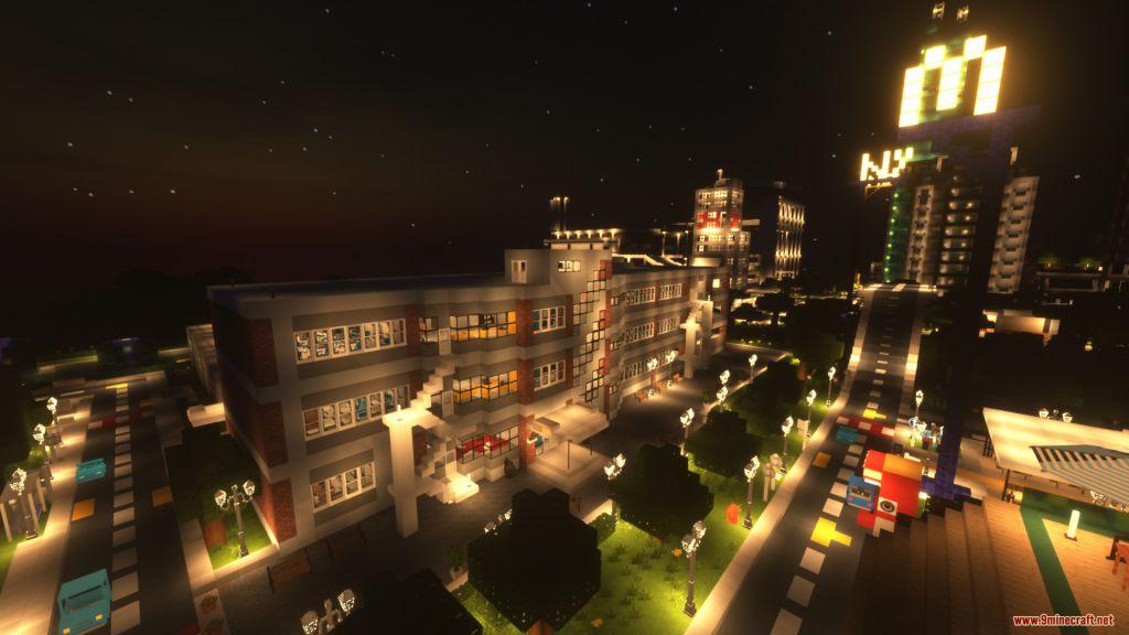 NEXCity Map Screenshots (9)