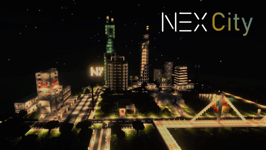 NEXCity Map Thumbnail