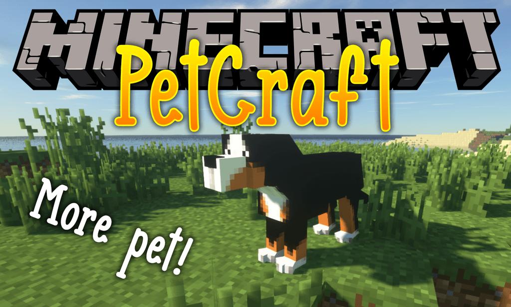 Petcraft Mod 1 12 2 Variety Of Cute Pets 9minecraft Net