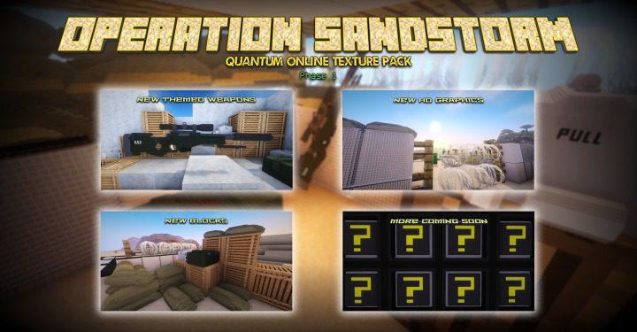Quantum Online Resource Pack