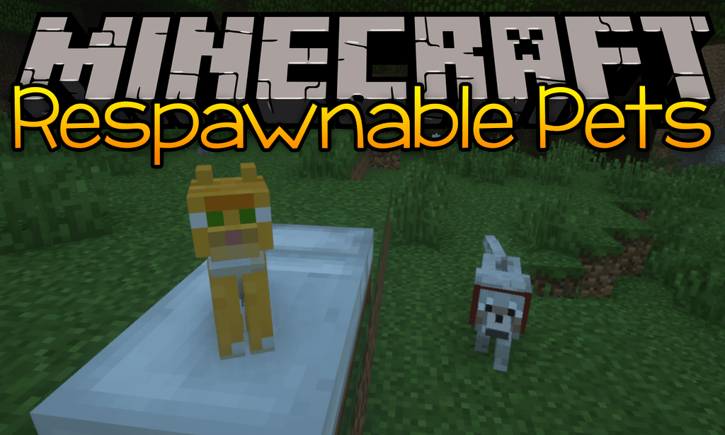Respawnable Pets Mod 1 16 3 1 15 2 Your Pets Respawn After Death 9minecraft Net