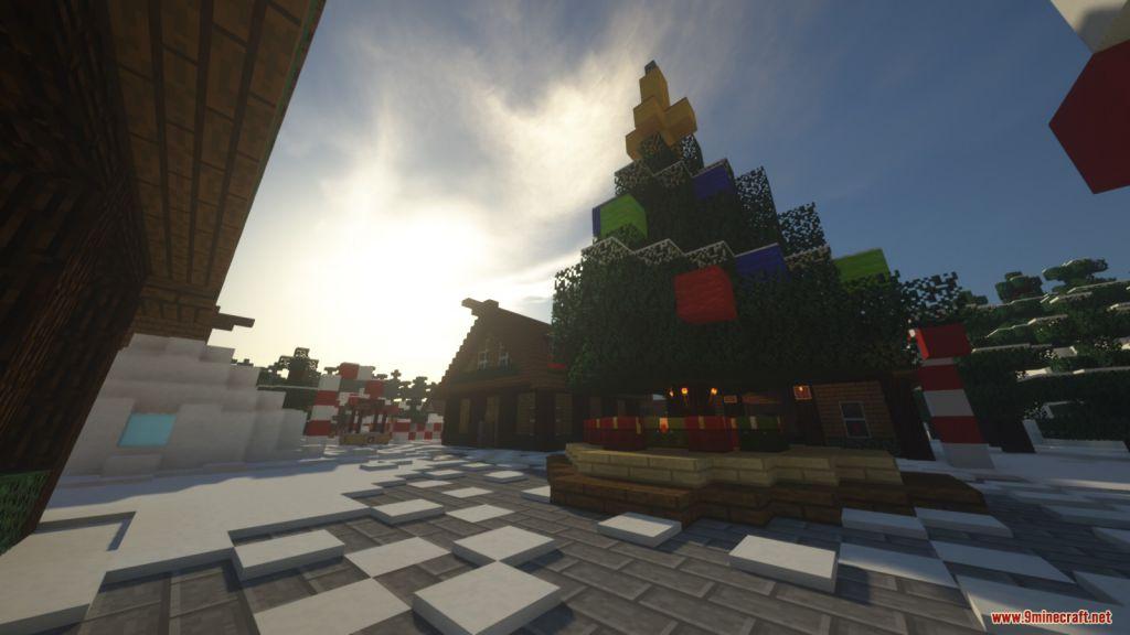 Santa's Christmas Village Map Screenshots (1)