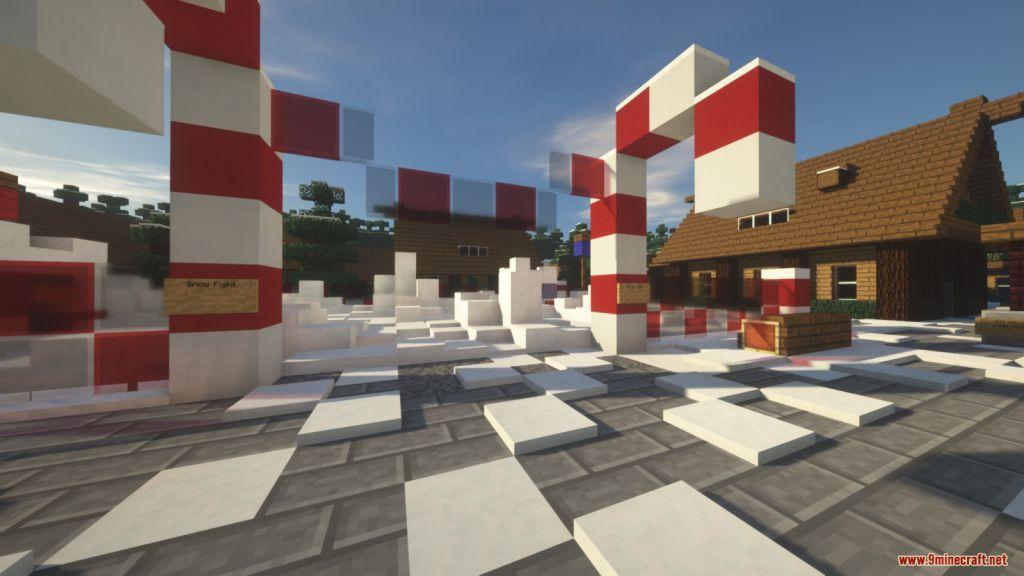 Santa's Christmas Village Map Screenshots (10)