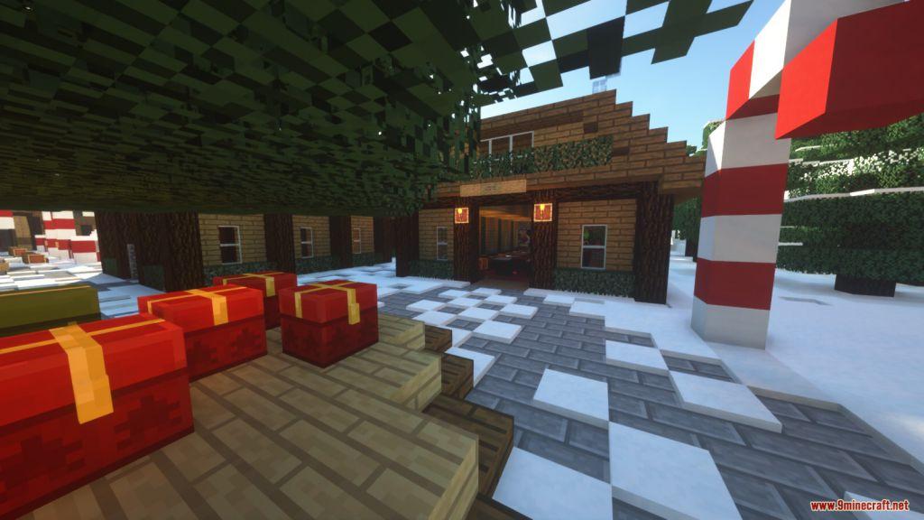 Santa's Christmas Village Map Screenshots (4)