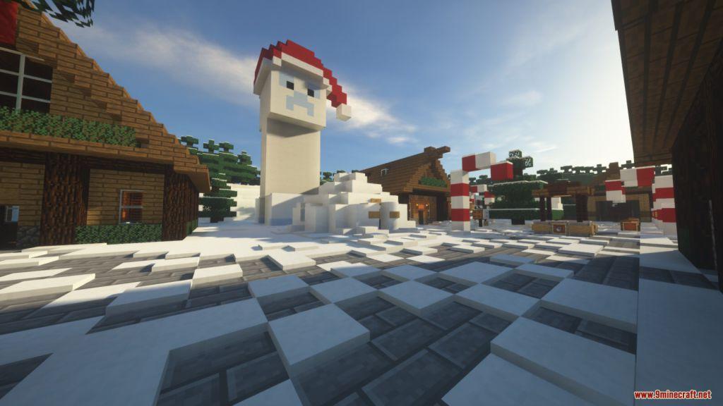 Santa's Christmas Village Map Screenshots (6)