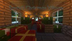 Santa's Christmas Village Map Thumbnail