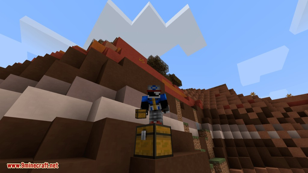 Searchable Chests mod for minecraft 01