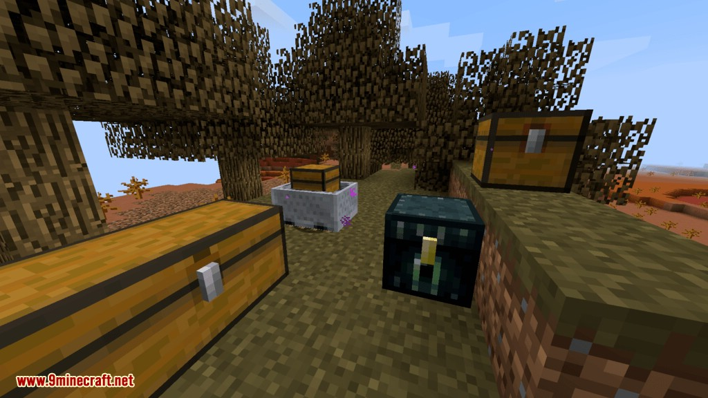 Searchable Chests mod for minecraft 06