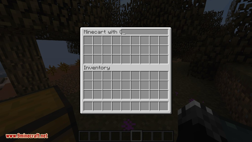 Searchable Chests mod for minecraft 08