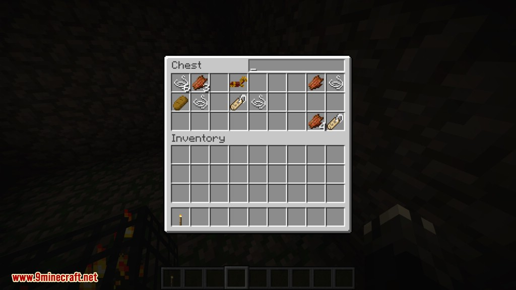 Searchable Chests mod for minecraft 10