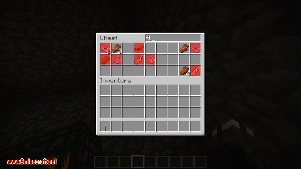 Searchable Chests mod for minecraft 11