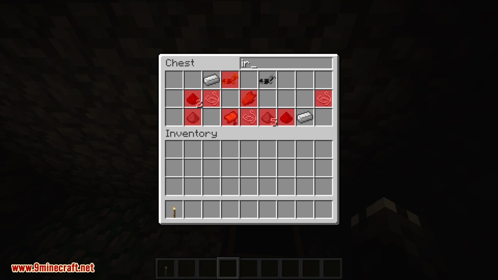 Searchable Chests mod for minecraft 12