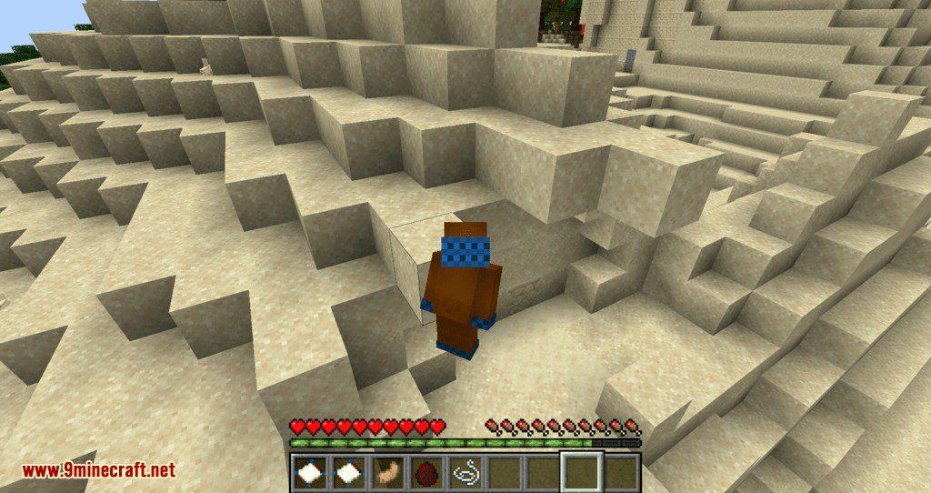 SkillCheck mod for minecraft 10