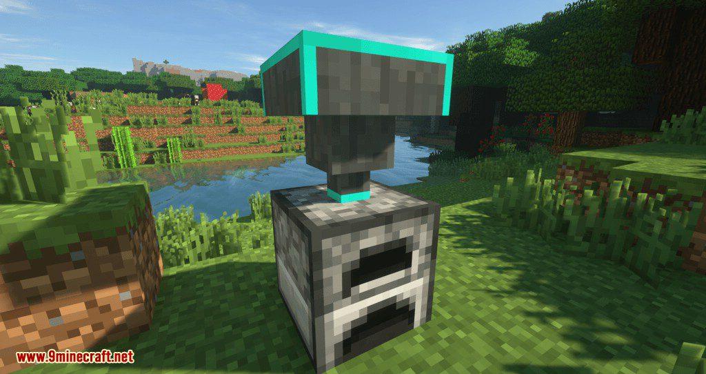 Speedy Hoppers mod for minecraft 09