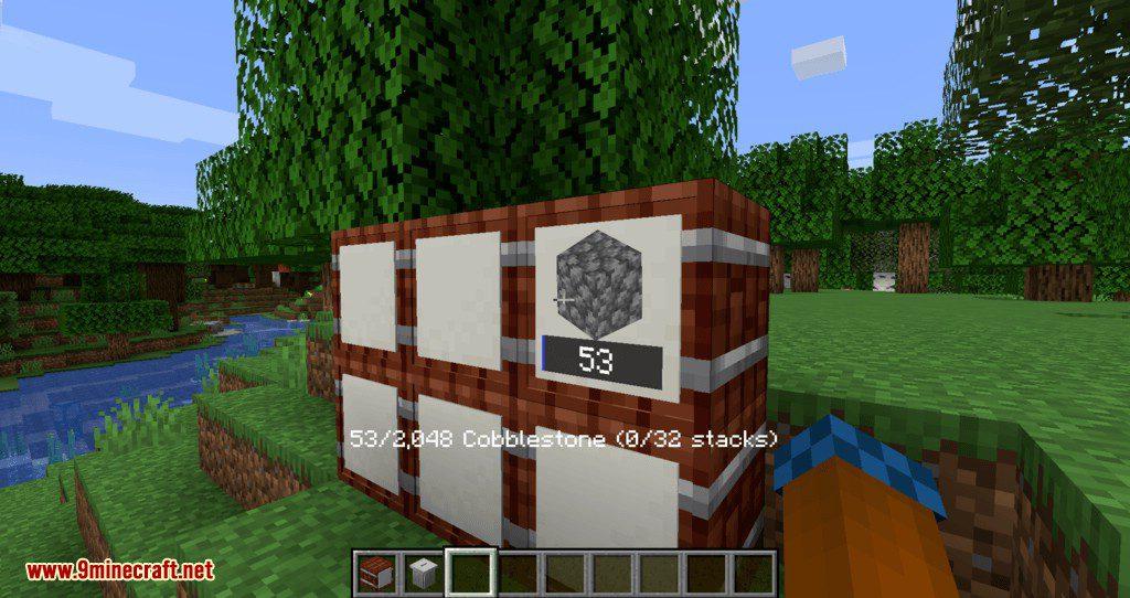 Stockpile mod for minecraft 05