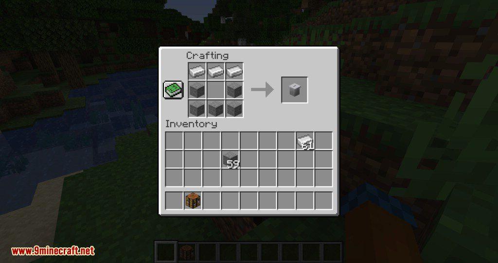 Stockpile mod for minecraft 14