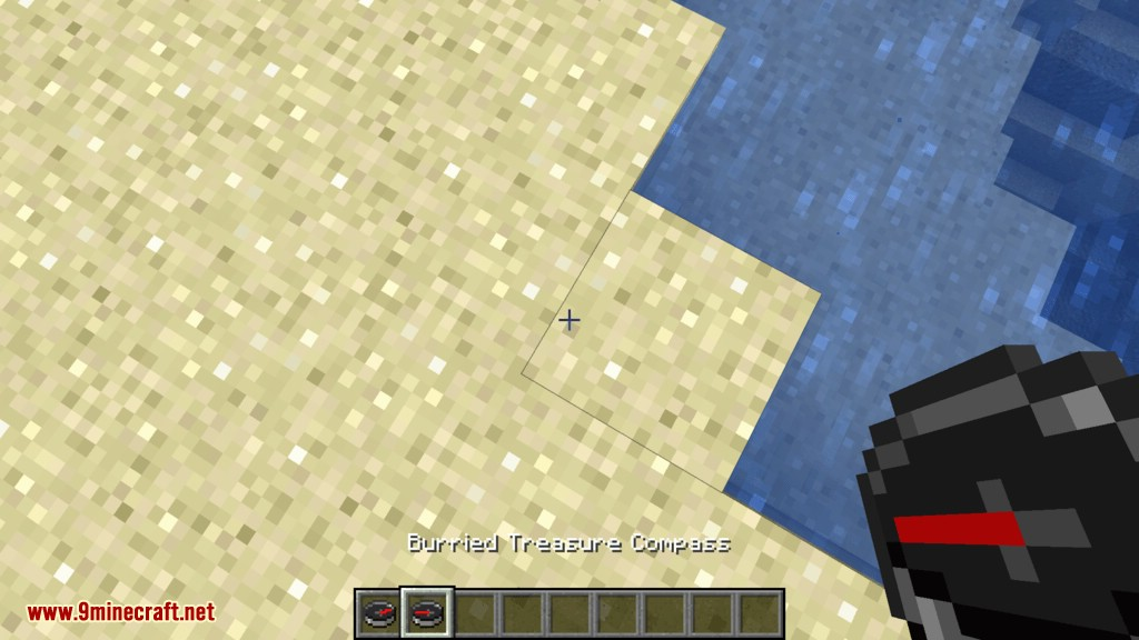 Structure Compass mod for minecraft 05