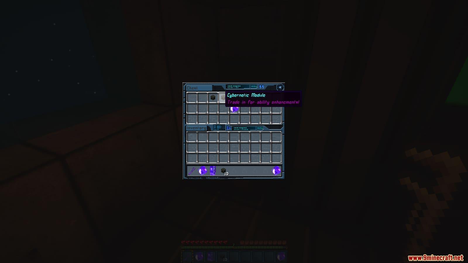 System Shock 2 Map Screenshots 11