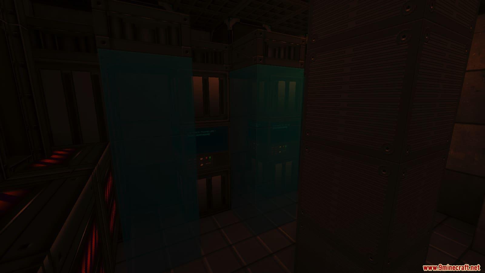 System Shock 2 Map Screenshots 12