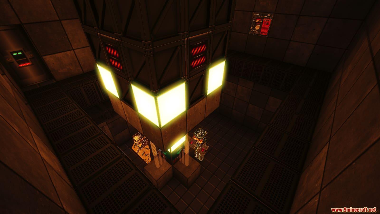 System Shock 2 Map Screenshots 13