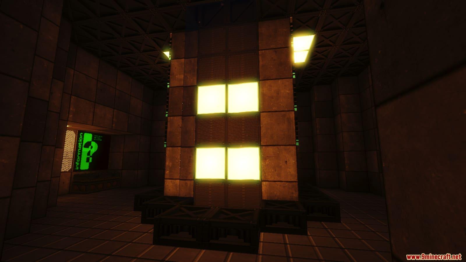 System Shock 2 Map Screenshots 15