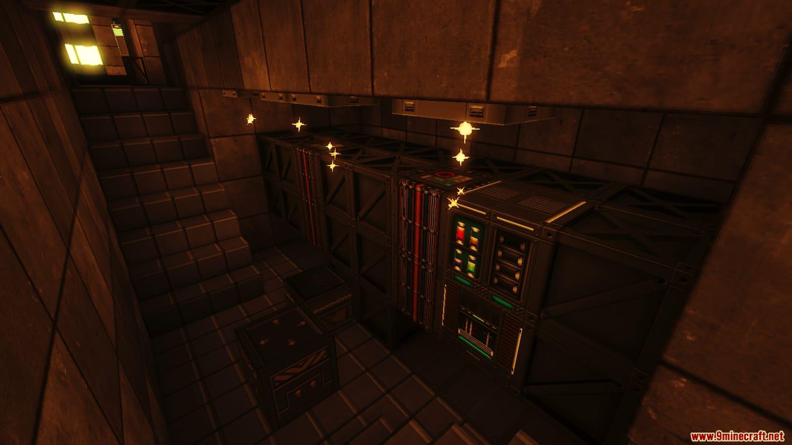 System Shock 2 Map Screenshots 16