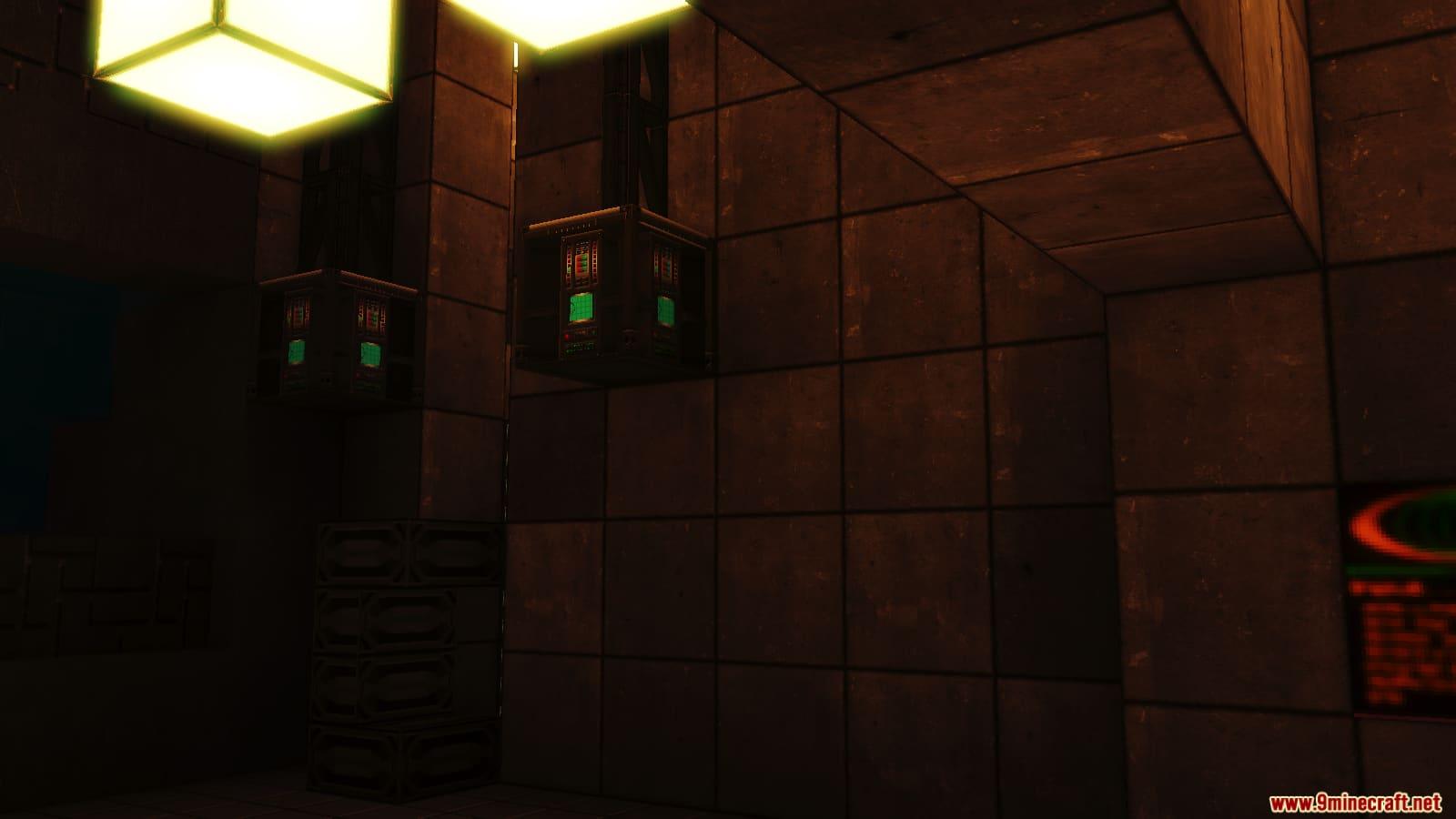 System Shock 2 Map Screenshots 2