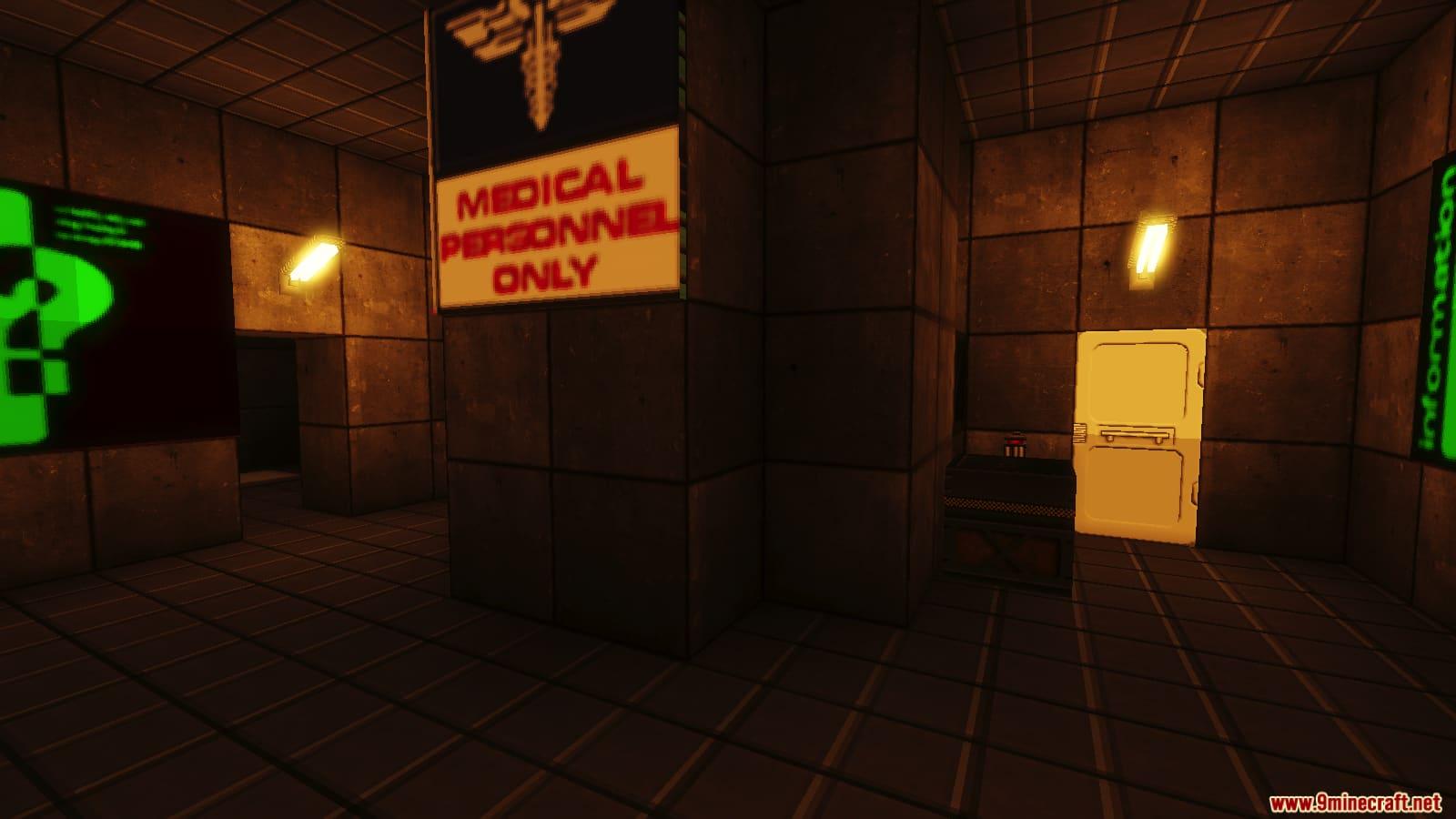 System Shock 2 Map Screenshots 9