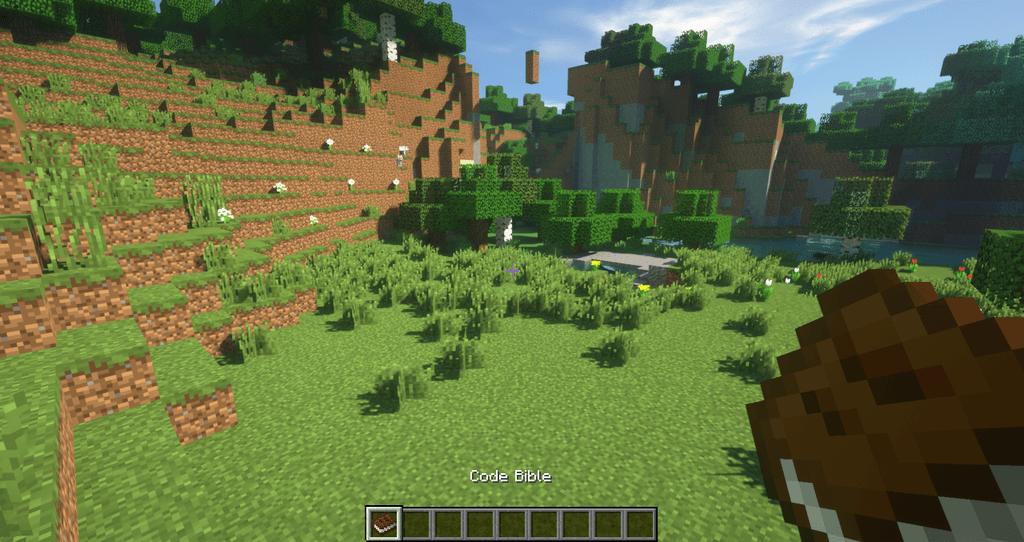 TIS-3D mod for minecraft 01