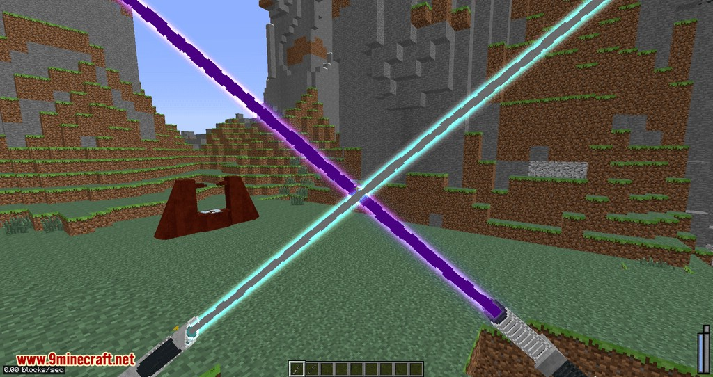 The Legends Mod for Minecraft 01