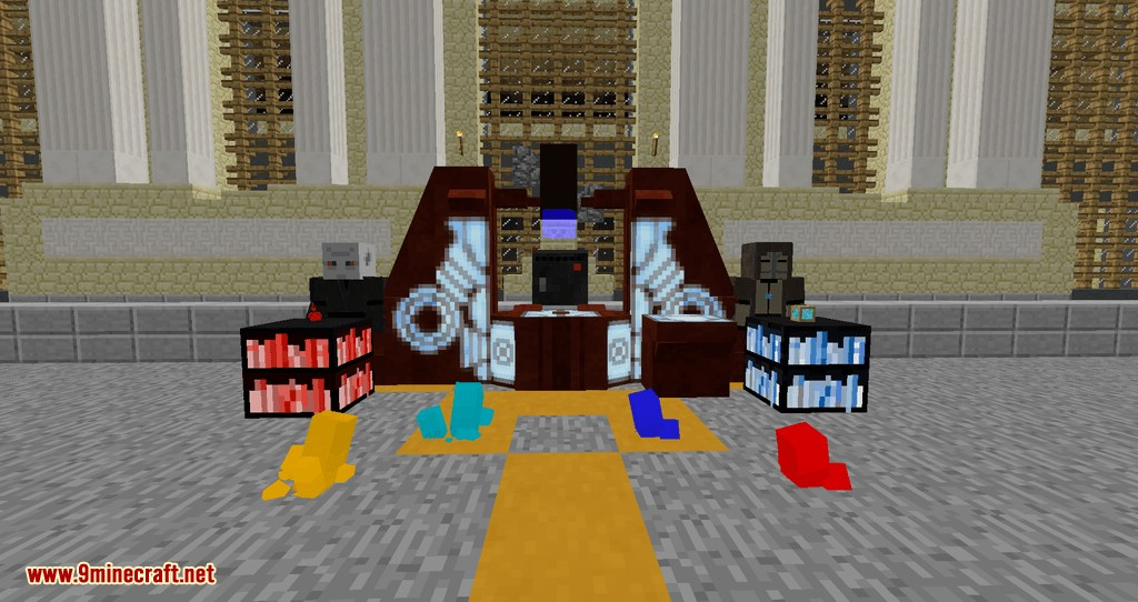 The Legends Mod for Minecraft 02