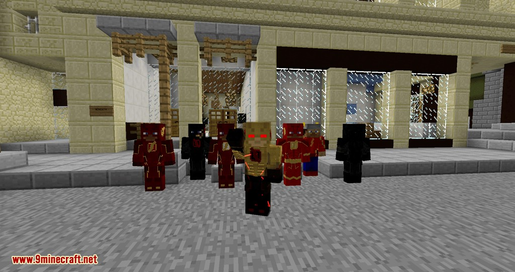 The Legends Mod for Minecraft 09