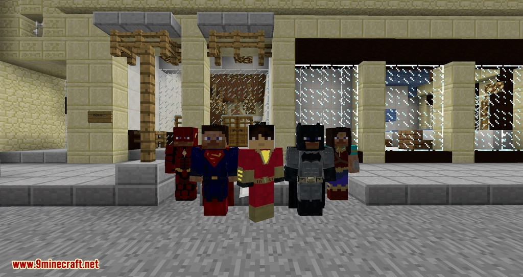 The Legends Mod for Minecraft 11