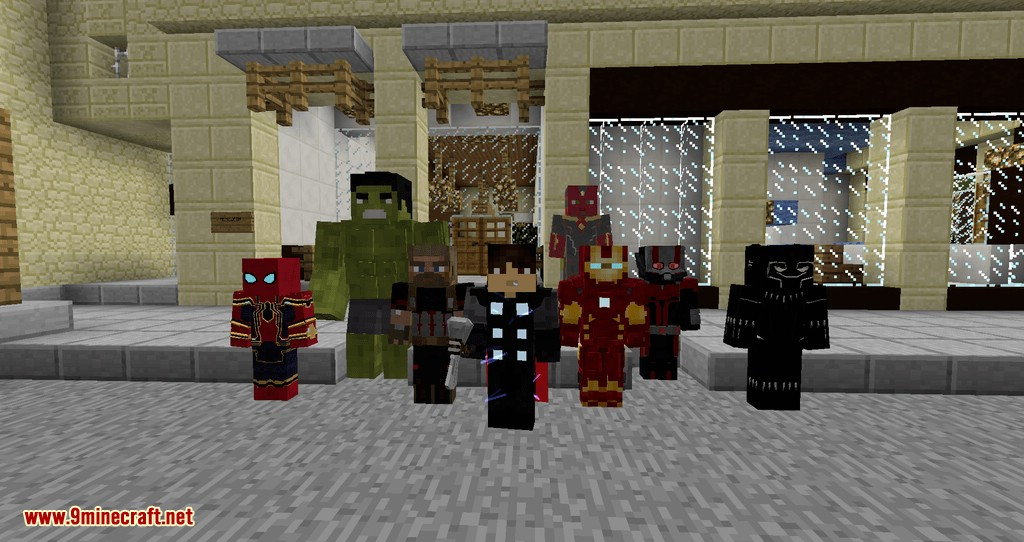 The Legends Mod for Minecraft 12