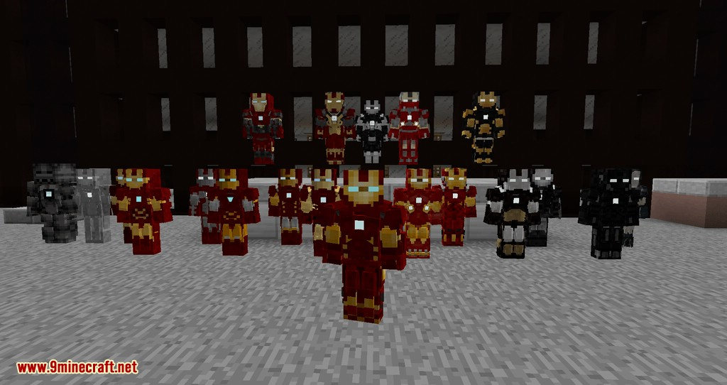 The Legends Mod for Minecraft 13