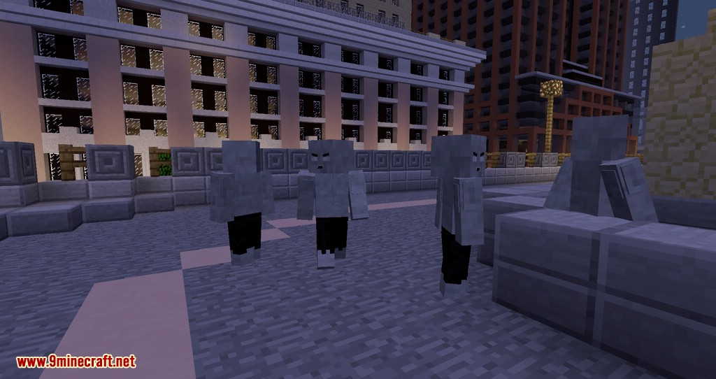 The Legends Mod for Minecraft 14