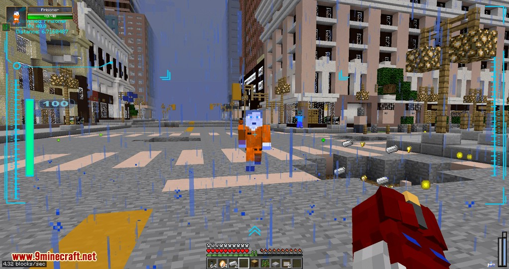 The Legends Mod for Minecraft 15