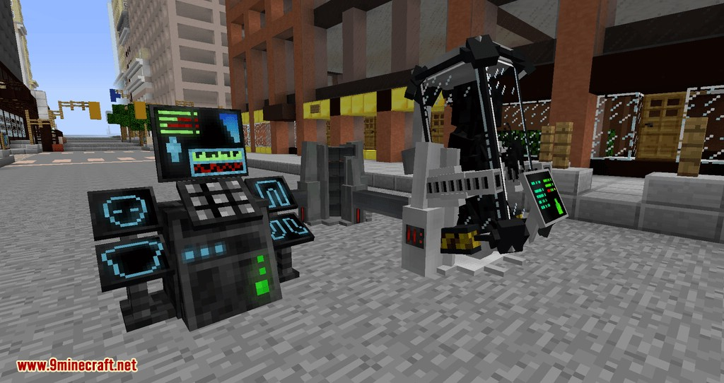 The Legends Mod for Minecraft 16