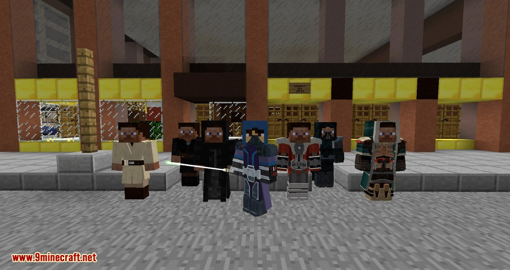 The Legends Mod for Minecraft 17