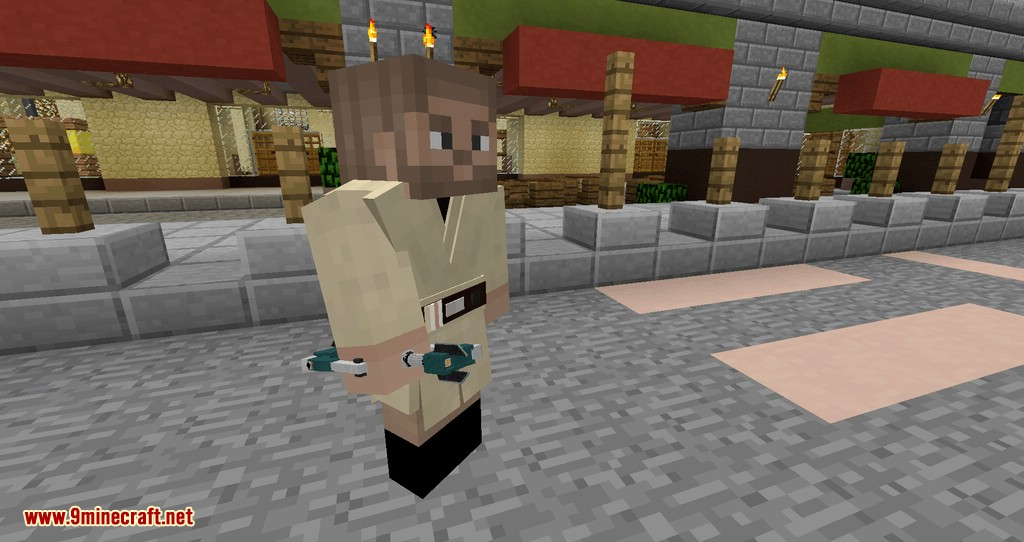The Legends Mod for Minecraft 18