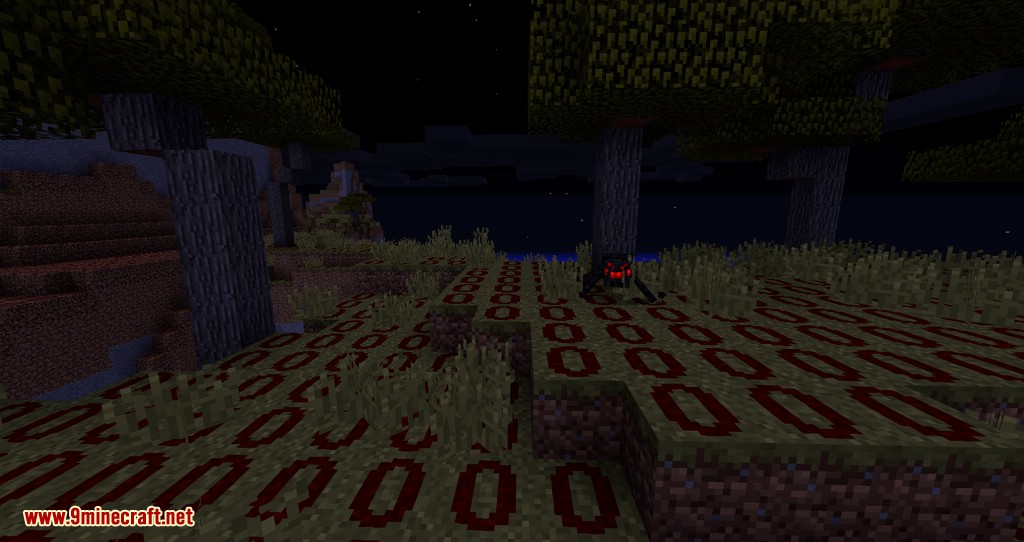 Torch Optimizer mod for minecraft 04