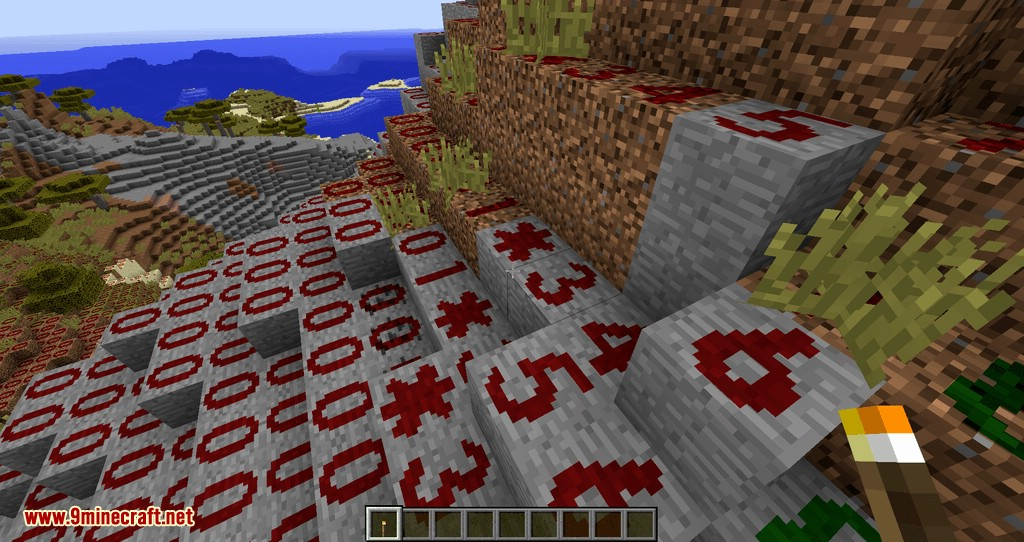 Torch Optimizer mod for minecraft 10
