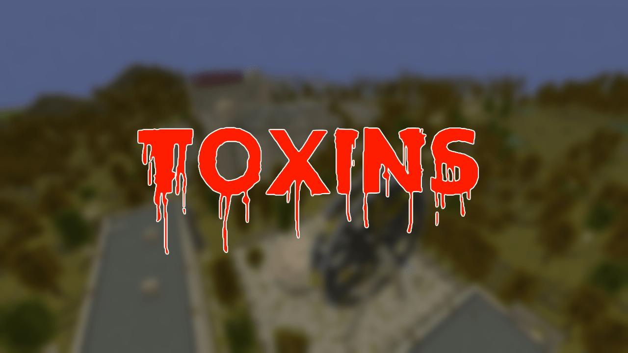 Toxins Map Thumbnail