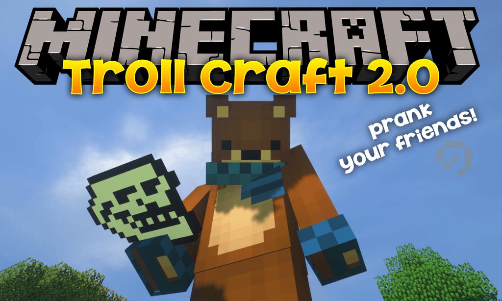 Troll Craft 2 0 Mod 1 12 2 (Prank Your Friends Now!) - 9Minecraft Net