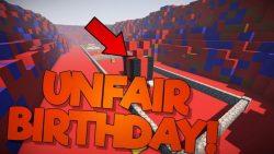 Unfair Birthday Map Thumbnail