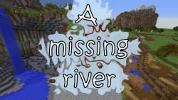 A Missing River Map Thumbnail