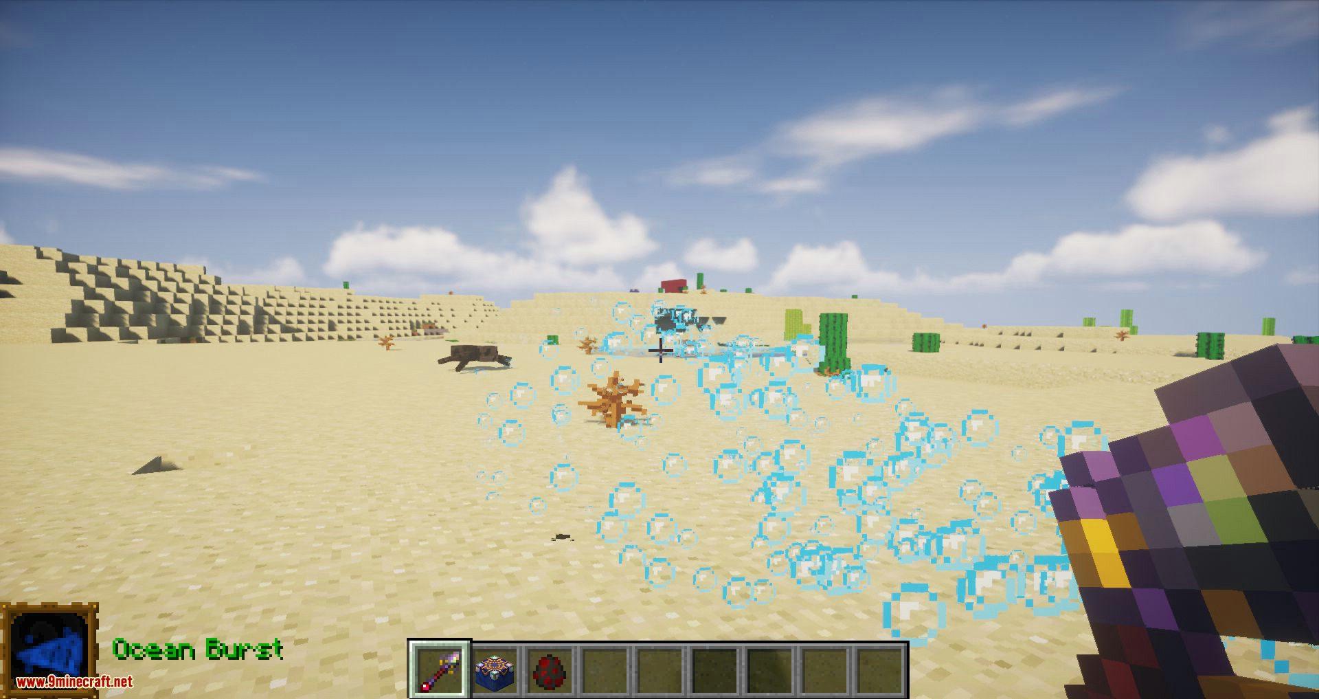 Arcane Essentials mod for minecraft 04